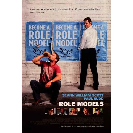 Role Models POSTER Movie (27x40)