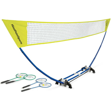 EastPoint Sports Easy Setup Badminton Net Set