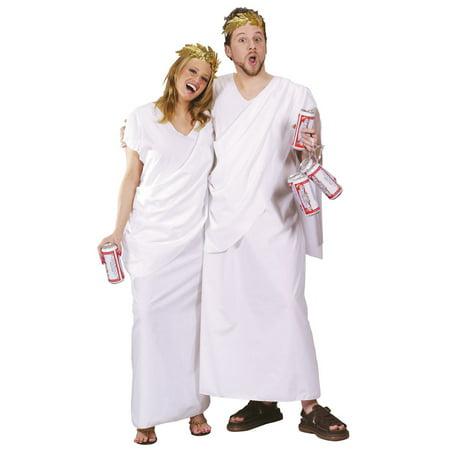 Toga Toga Adult Halloween Costume - One Size