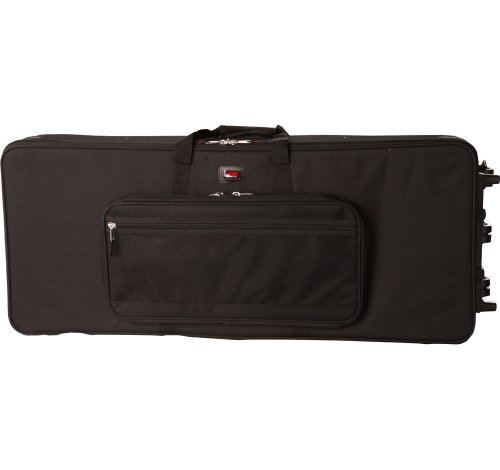 Gator - GK-88 - 88-Key Lightweight Keyboard Case on Wheels