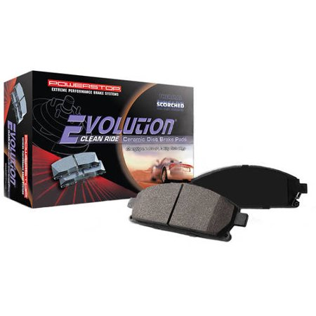 7800 Brake Pads - Power Stop Z16 Ceramic Brake Pad
