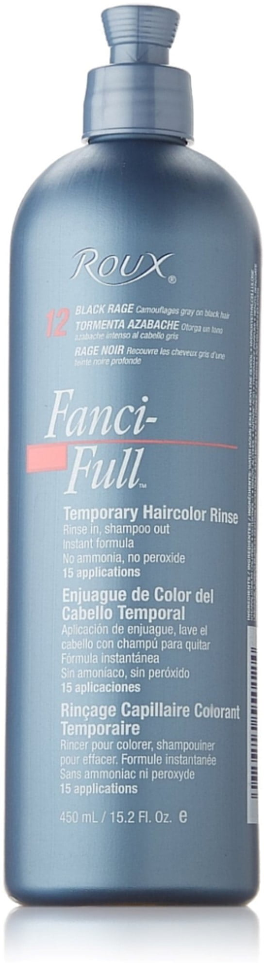 Roux Hair Rinse Color Chart Heartpulsar