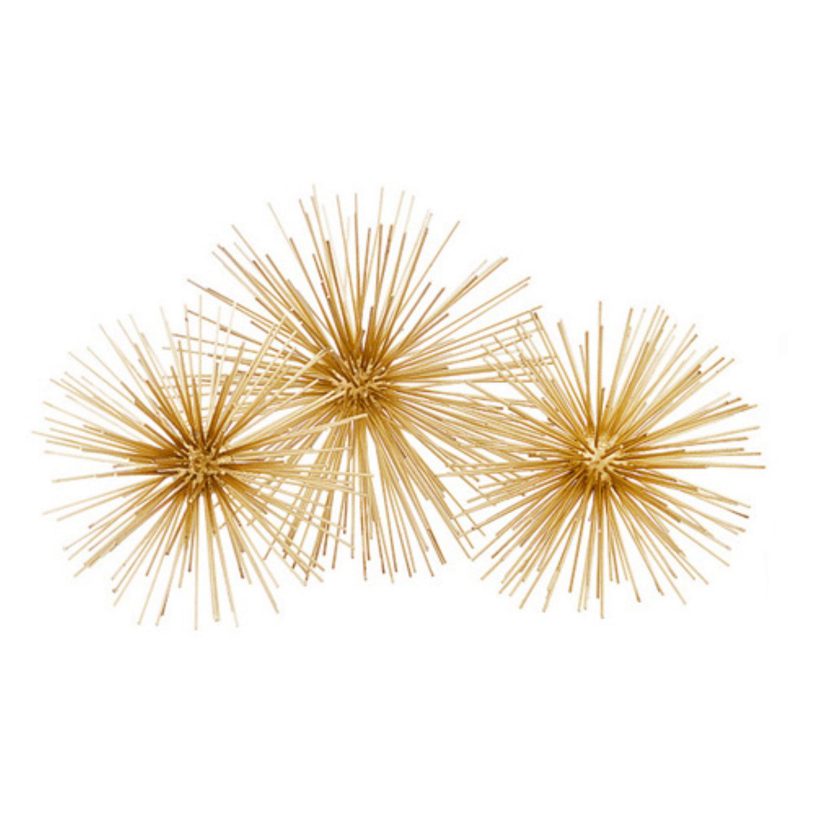 Modern Day Accents Pilluelo Urchin Sphere Sculpture