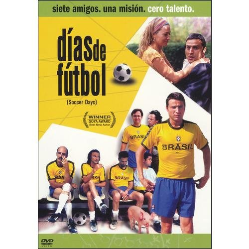 Dias de Futbol (Widescreen)