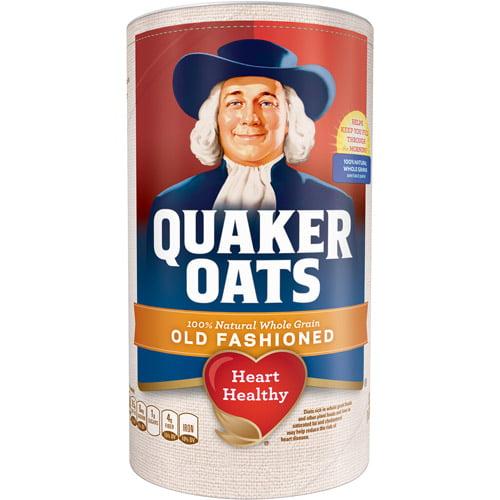 Quaker Oats Old Fashioned Oats, 18 oz