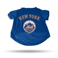 New York Mets Sparo Pet T-Shirt - Blue