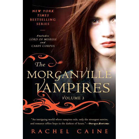 The Morganville Vampires, Volume - Look Like A Vampire For Halloween