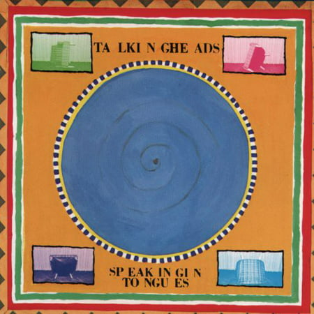 Talking Heads - Speaking In Tongues - Vinyl Talking Heads Deck
