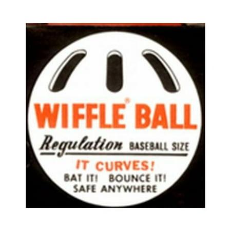 Doba Kids Toy Wiffle -Perforated Baseballs (24 Pack) Regulation Size Wiffle Balls](Clacker Balls)