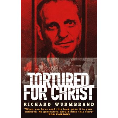 Tortured for Christ](Torture Chamber Ideas For Halloween)