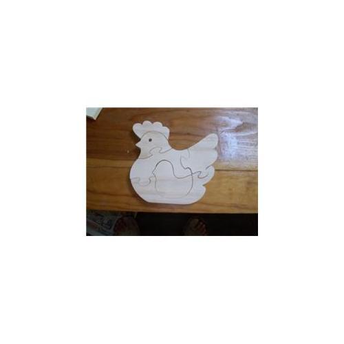 Fine Crafts 26 Chicken jigsaw puzzle