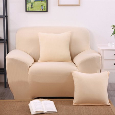 Elastic Stretch Fabric Sofa Furniture Slipcover Pet Dog Sectional Corner  Couch Covers Fit One Seat Sofa - Walmart.com 9bff52de00