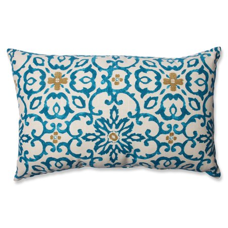 Pillow Perfect Souvenir Scroll Rectangular Throw Pillow