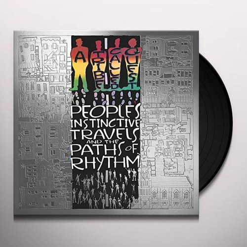 Tribe Called Quest - People's Instinctive Travels & the Paths of Rhythm [Vinyl]
