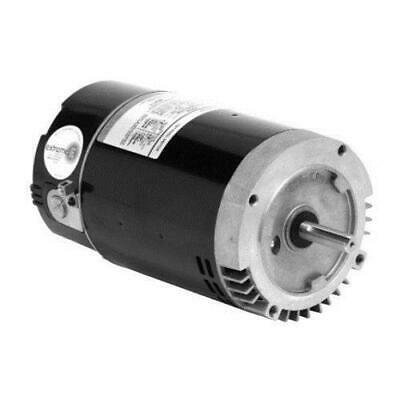EB229 Emerson 56J C-Flange Single Speed 1-1/2HP Up-Rated Pool and Spa Motor