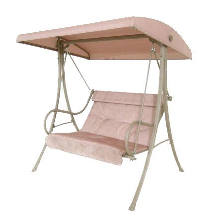 garden winds replacement canopy top for home depot s010114 2 person swing