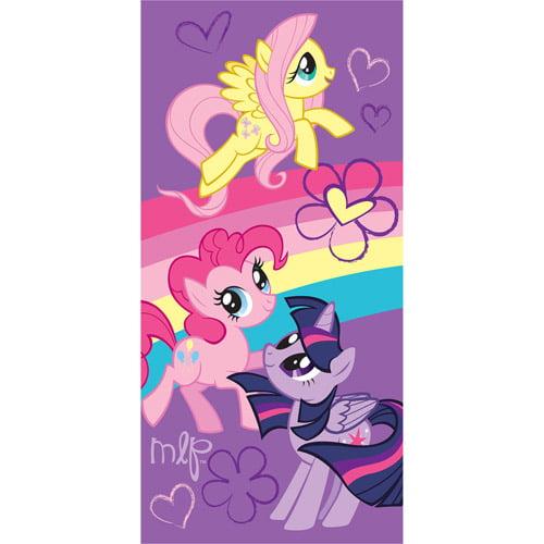 "My Little Pony ""Little Dreamer"" 28"" x 58"" Licensed Beach Towel"