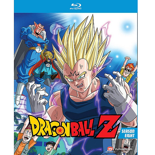 Dragon Ball Z: Season 8 (Blu-ray)