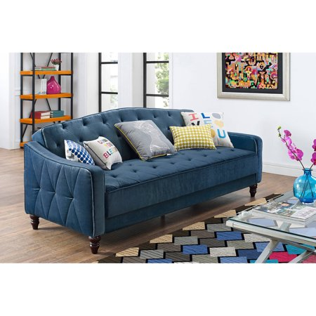 Tufted Sofa Bed Walmart