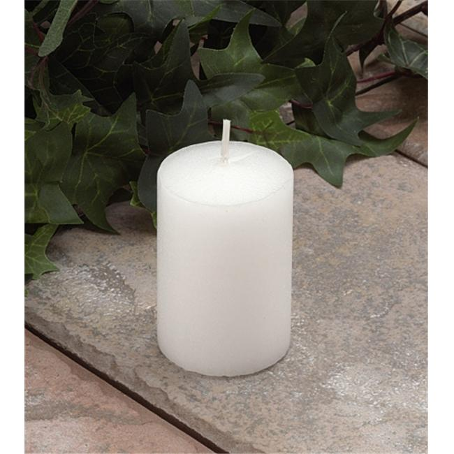 Biedermann & Sons C1215 15 Hour Votive- White