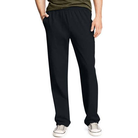 Hanes Men's X-Temp Jersey Pocket Pant (Nike Mens Athletic Track Tight Pants 684702 010)
