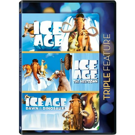 Ice Age / Ice Age: The Meltdown / Ice Age: Dawn Of The Dinosaurs