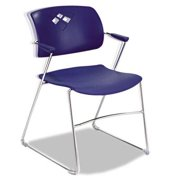 Safco Veer Flex Back Stacking Chair