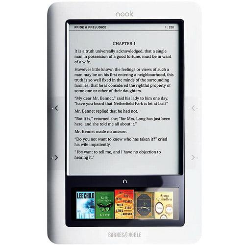 NOOK eBook Reader w/ Wi-Fi + 3G by Barnes & Noble