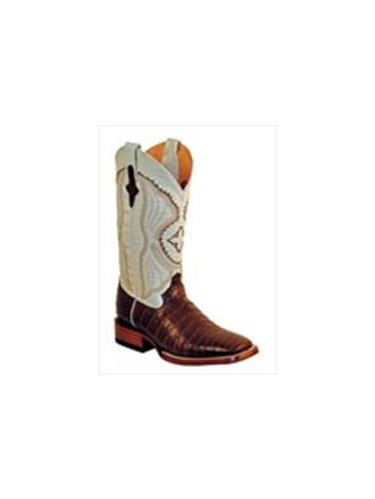 Men'S Belly Caiman Boot-Color:Chocolate,Size:11½D Economical, stylish, and eye-catching shoes