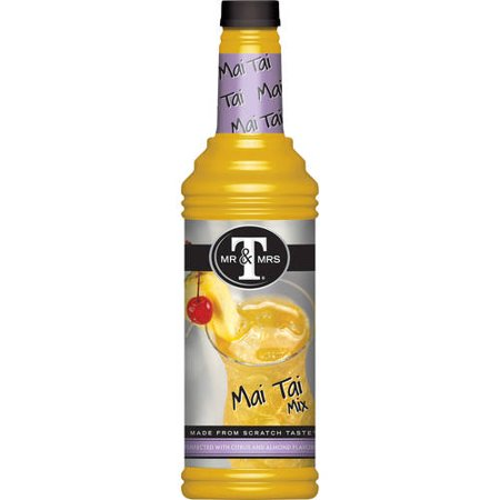 Mr   Mrs T Mai Tai Mix  1 L