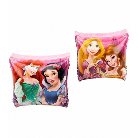 Disney Princesses Girls Inflatable Arm Floats Water Wings 3+](Girl Inflates)