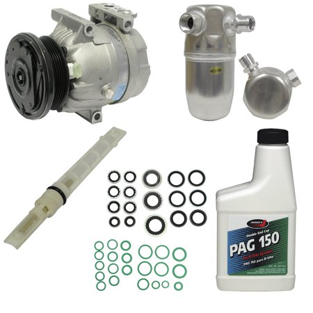 New A/C Compressor and Component Kit 1051114 - 1135440 Monte