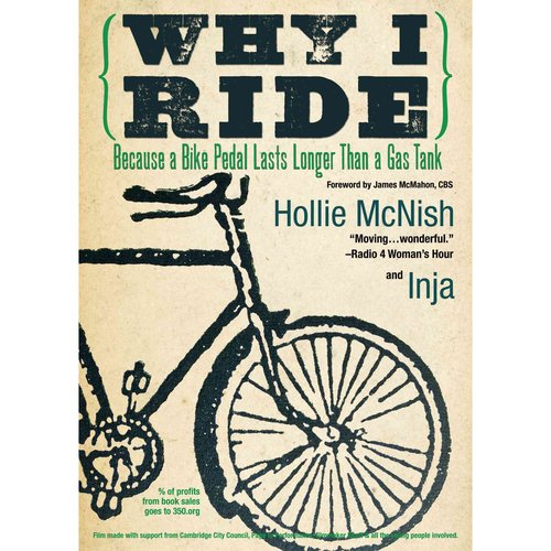 Why I Ride: Because a Bike Pedal Lasts Longer Than a Gas Tank