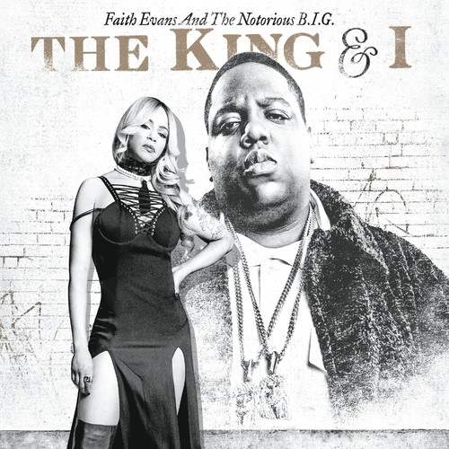 Faith Evans & The Notorious B.I.G - The King & I (Explicit) (CD)
