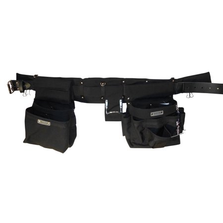 Boulder Bag - ULT104BKXL Ultimate Electrician Comfort Combo with Metal Buckle X-Large