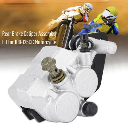 Ensemble d'étrier de frein arrière Ccdes pour moteur de moto 100-125CC, étrier de frein arrière VTT - image 7 de 8