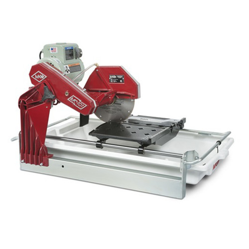 MK Diamond 151991-SP 1.5 HP 10 in. Wet Cutting Tile Saw by