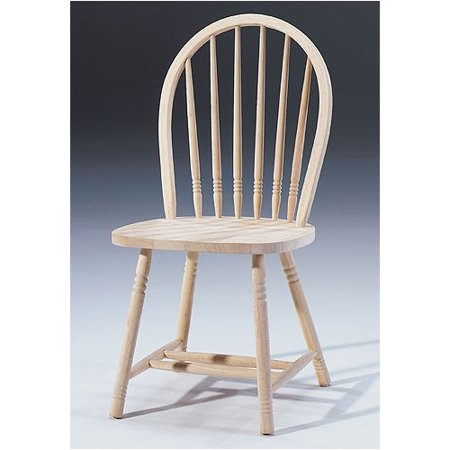 International Concepts Junior Windsor Spindleback Kid's Chair by