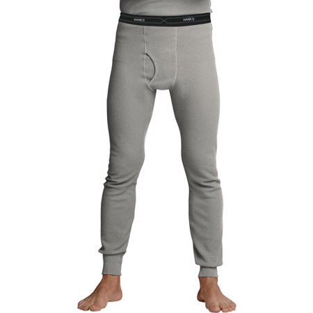 Hanes Men's X-Temp Thermal Underwear Pant - Walmart.com