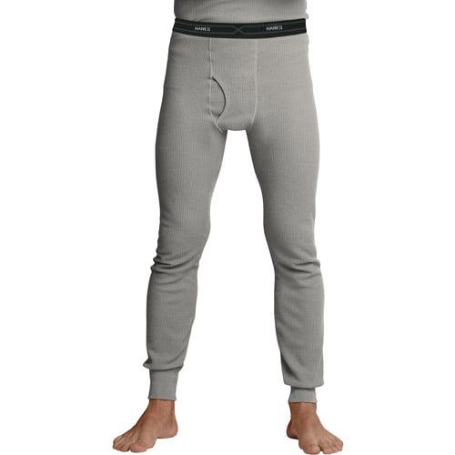 Hanes - Men's X-Temp Thermal Underwear Pant - Walmart.com - Walmart.com