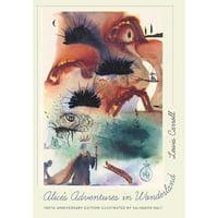 Alice's Adventures in Wonderland: 150th Anniversary Edition (Hardcover)