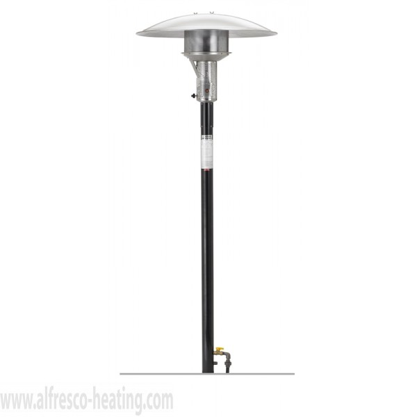 SunGlo - PSA265B - Permanent Installation Natural Gas Infrared Patio Heater