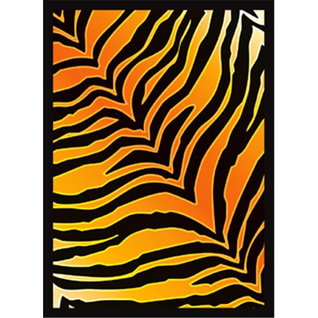 Legion Supplies LGNART022 Legion Art Sleeves Tiger Standard Sized 50 Ct. Pack Of 4 - image 1 of 1