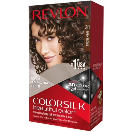 Revlon Colorsilk Beautiful Color Permanent Liquid Hair color ...