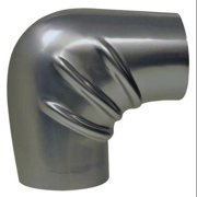 ITW 25855 Fitting Insulation,Elbow,9-5/8 In. ID