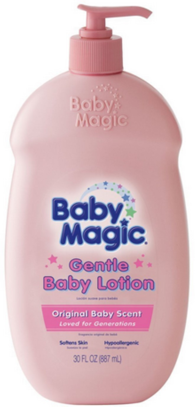 3 Pack Baby Magic Original Baby Lotion, 30 oz. by Baby Magic