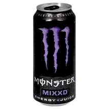 Energy & Sports Drinks: Juice Monster