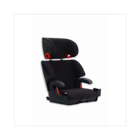 clek oobr booster car seat in shadow. Black Bedroom Furniture Sets. Home Design Ideas