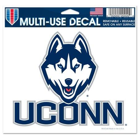 Uconn Huskies Ultra Decal 5