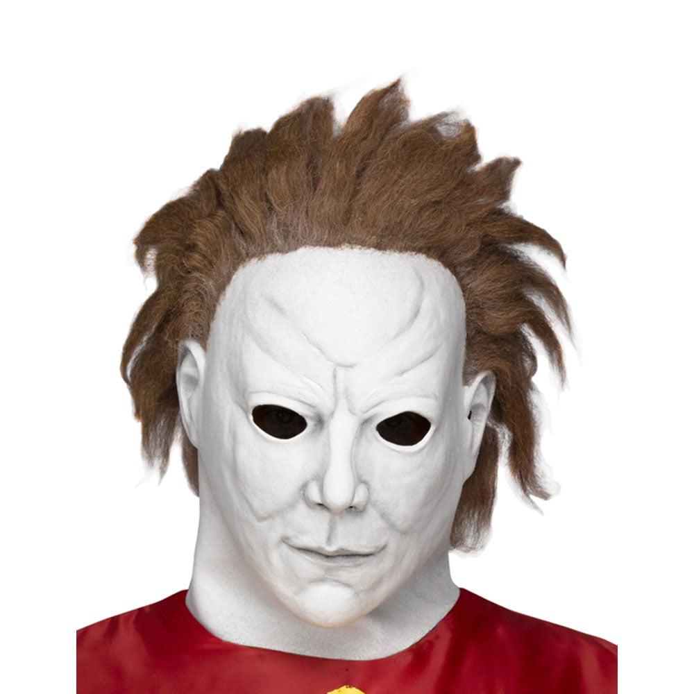 kids michael myers the beginning halloween mask - walmart